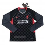 Maillot Liverpool Third Manches Longues 2020-2021