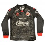 Maillot Tijuana Domicile Manches Longues 2020