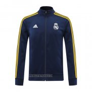 Veste Real Madrid 2020-2021 Bleu Marino