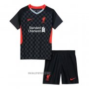 Maillot Liverpool Third Enfant 2020-2021