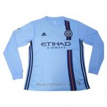 Maillot New York City Domicile Manches Longues 2019