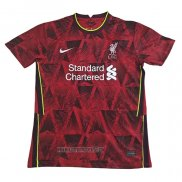 Thailande Maillot Liverpool Special 2020-2021 Rouge